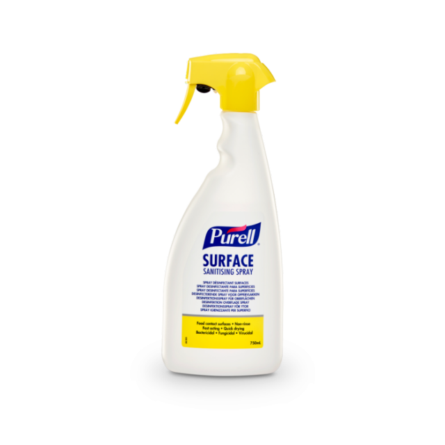1556S Spray désinfectant surfaces Purell ECOCERT